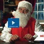 Message vidéo personnalisé du Père Noël