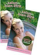 B soirees invitations page 2 for Porte de versailles salon bien etre