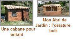 Construire soi m me une cabane de jardin centerblog - Construire une cabane de jardin soi meme ...