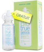 Échantillon gratuit de solution pour lentilles de contact Biotrue™ (Belgique)